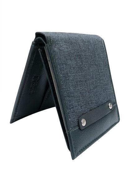 Khadim Men Olive Leather Wallet