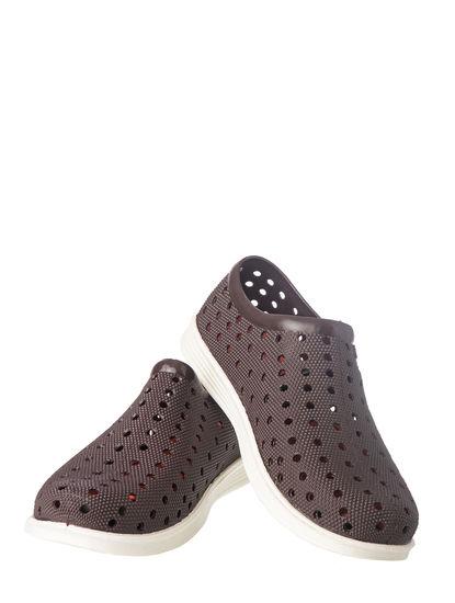 Khadim's Men Brown Casual Slip-On Shoe