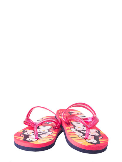 Bonito Kids Pink Casual Strap-On Sandal