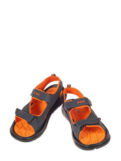 Pro Orange Casual Floater Sandal