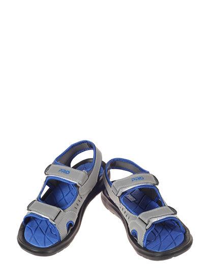 Pro Blue Casual Floater Sandal