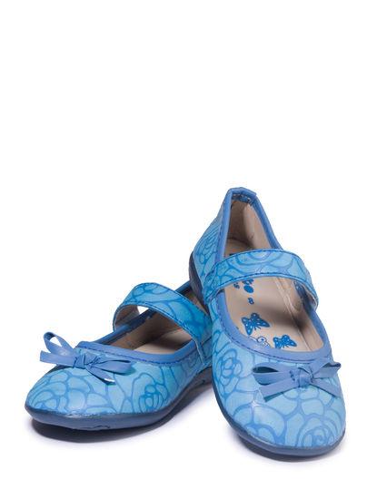 Bonito Blue Casual Mary Jane Shoe