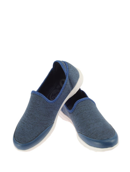 Pro Magenta Casual Slip-On Sneakers