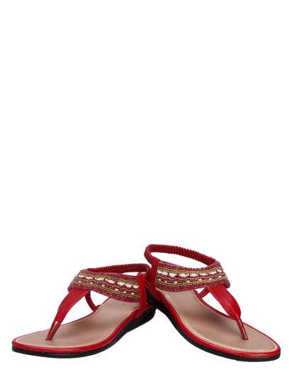 Cleo Cherry Lifestyle Strap-On Sandal