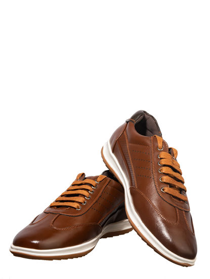 Lazard Men Brown Lifestyle Oxford Shoe