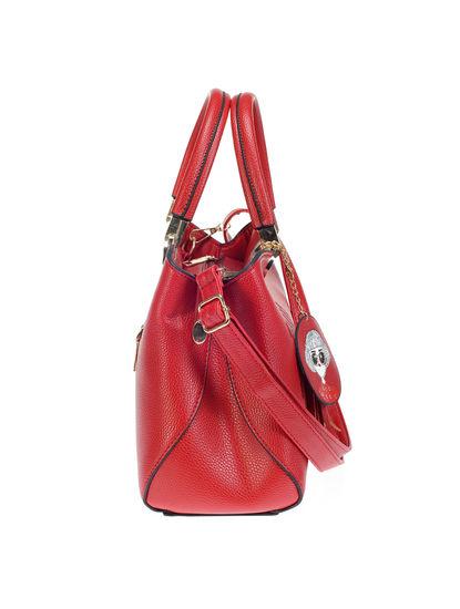 Khadim's Red Tote Shoulder Bag
