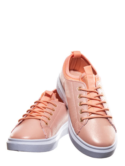 Pro Rose Gold Lifestyle Dress Sneakers