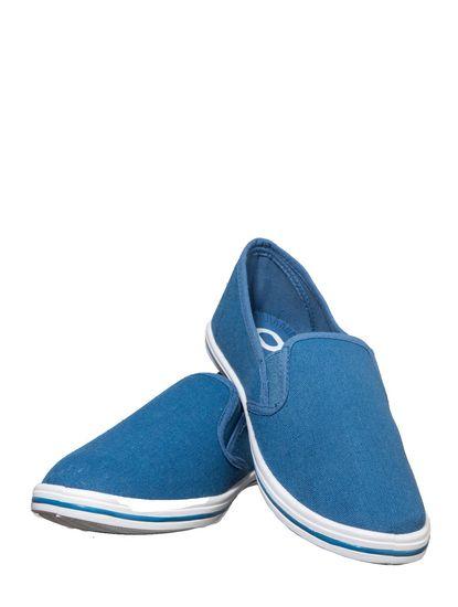 Pro Men Blue Casual Canvas Shoe