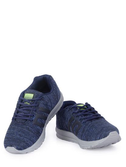 Pro Men Blue Sports Dress Sneakers