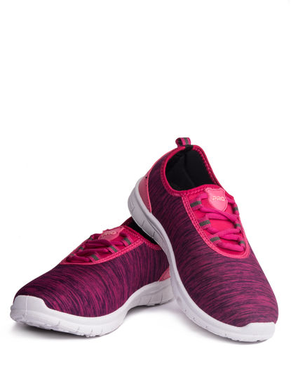 Pro Magenta Casual Dress Sneakers
