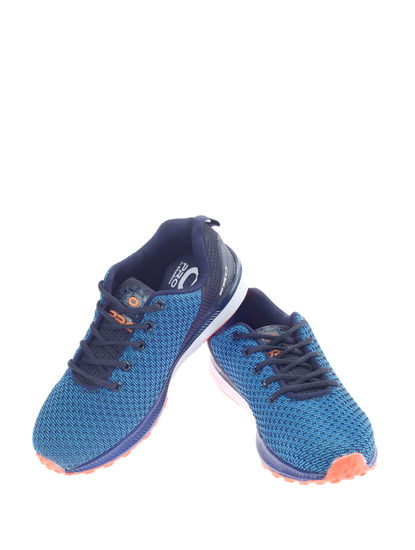 Pro Blue Sports Activity Sneakers