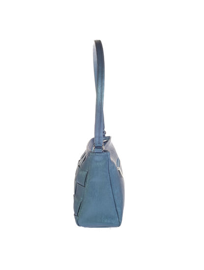 Khadim's Blue Tote Shoulder Bag