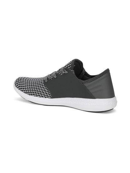 Khadim's Pro Men Grey Dress Sneakers