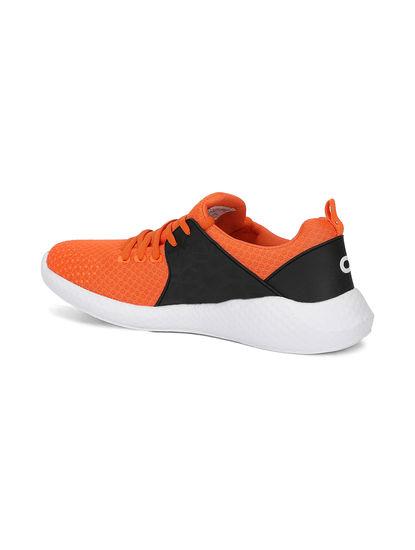 Pro Orange Sports Activity Sneakers