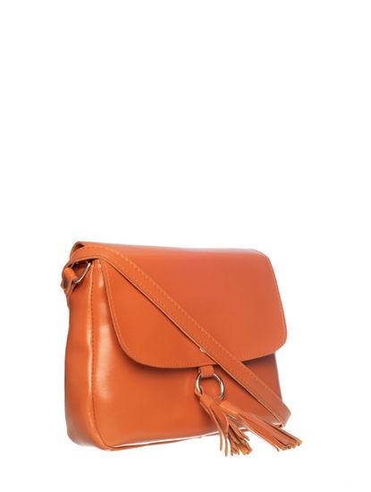 Khadim Women Tan Crossbody Bag