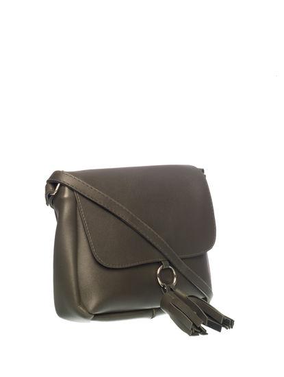 Khadim Women Olive Crossbody Bag