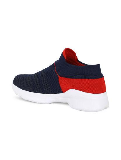 Pro Men Navy Sneakers