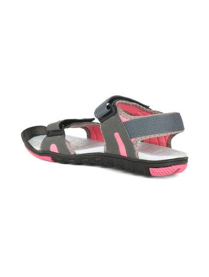 Pro Women Grey Floater Sandal