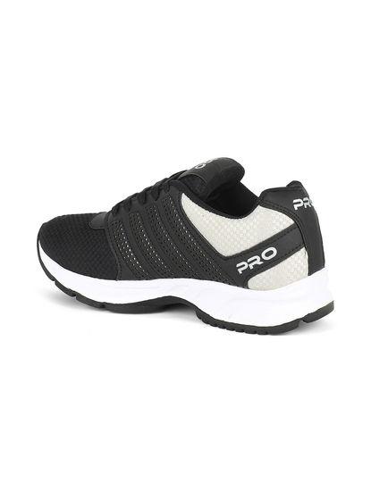 Pro Men Black Sneakers