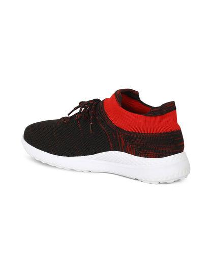 Lazard Men Brown Sneakers