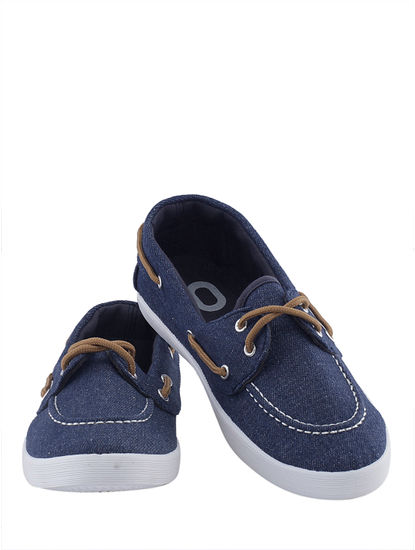 Khadim's Pro Women Navy Slip-On Shoe