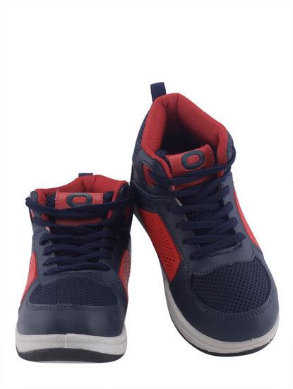 Khadim's Pro Boys Navy Dress Sneakers