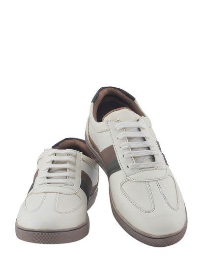 Khadim's Boys White Dress Shoe