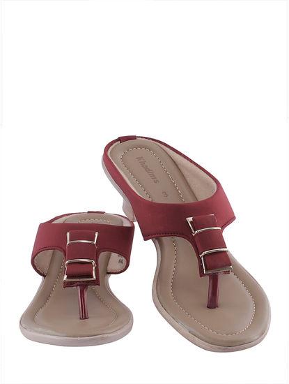 Khadim's Women Cherry Heel Sandal