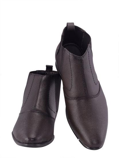Khadim's Boys Brown Dress Shoe