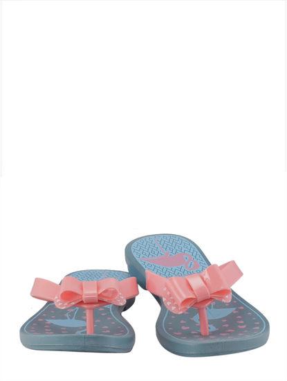 Khadim's Girls Pink Outdoor Flip-Flop