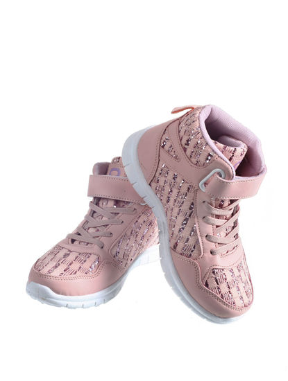 Pro Girl Pink Lifestyle Dress Sneakers