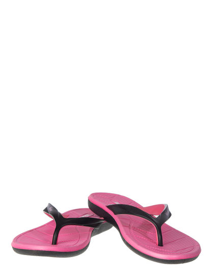 Waves Women Pink Casual Outdoor Flip-Flop
