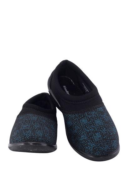 Khadim's Girls Blue Slip-On Shoe