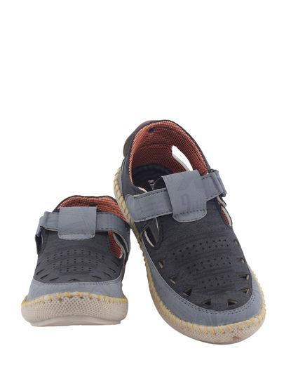 Khadim's Boys Grey Dress Shoe