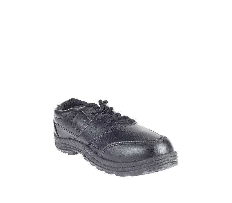 Khadim's Boy Black Formal Activity Sneakers