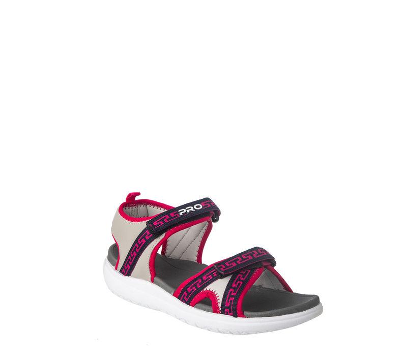 Pro Women Pink Casual Floater Sandal