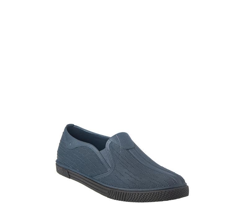 Pro Men Navy Casual Slip-On Shoe