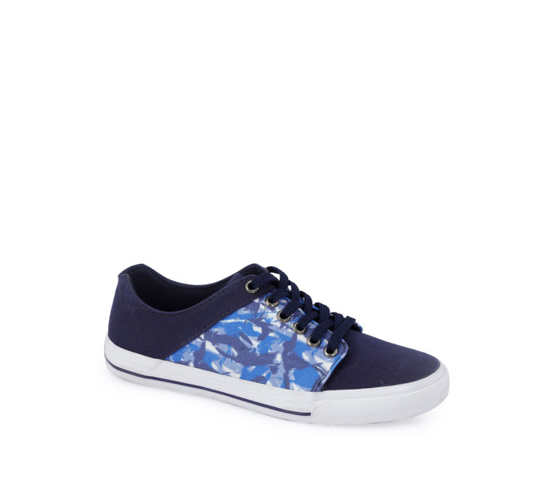 Pro Men Blue Casual Dress Sneakers