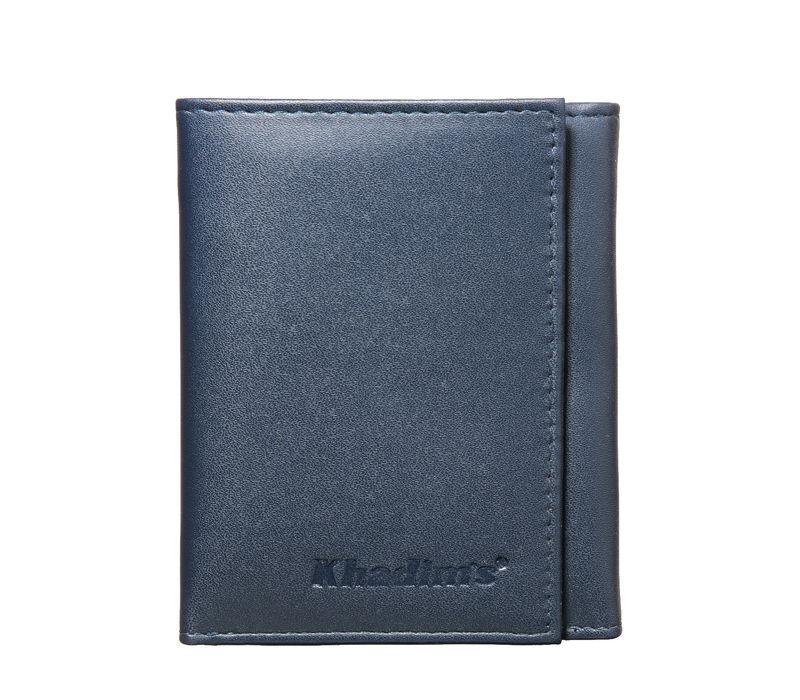 Khadim's Men Navy Bi-fold Wallet