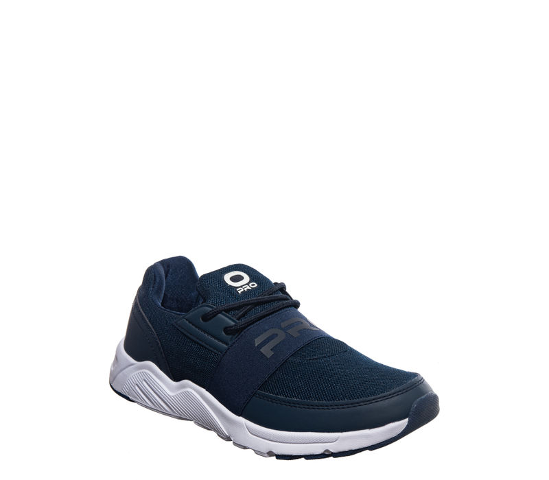 Pro Navy Casual Activity Sneakers