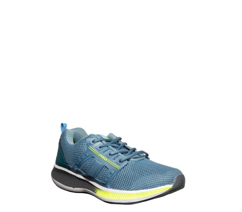 Pro Men Blue Sports Activity Sneakers