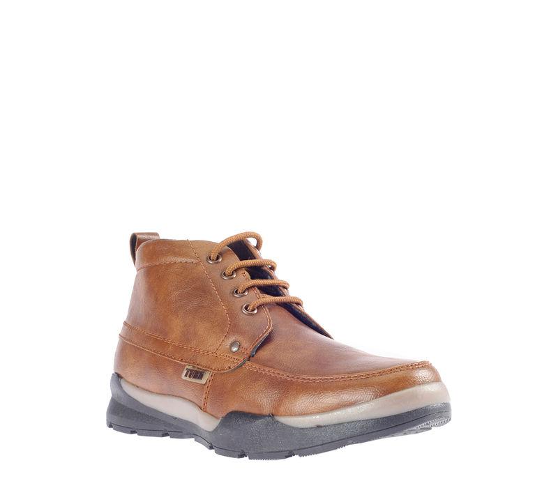 Turk Tan Lifestyle Dress Boots