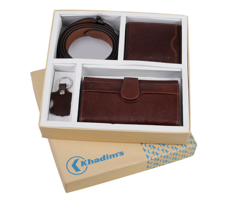 Khadim's Brown Combo Box