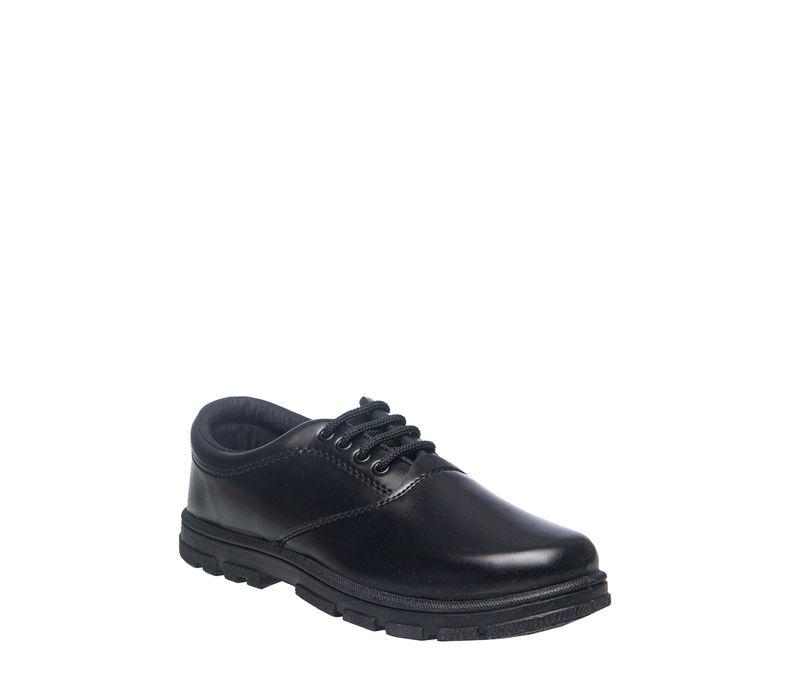 Khadim's Boy Black Formal Oxford Shoe