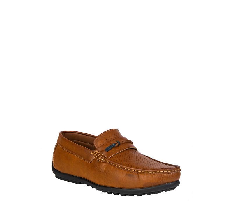 Lazard Men Brown Casual Loafer Shoe