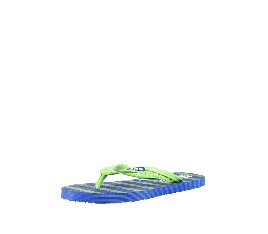 Pro Men Green Casual Indoor Flip-Flop