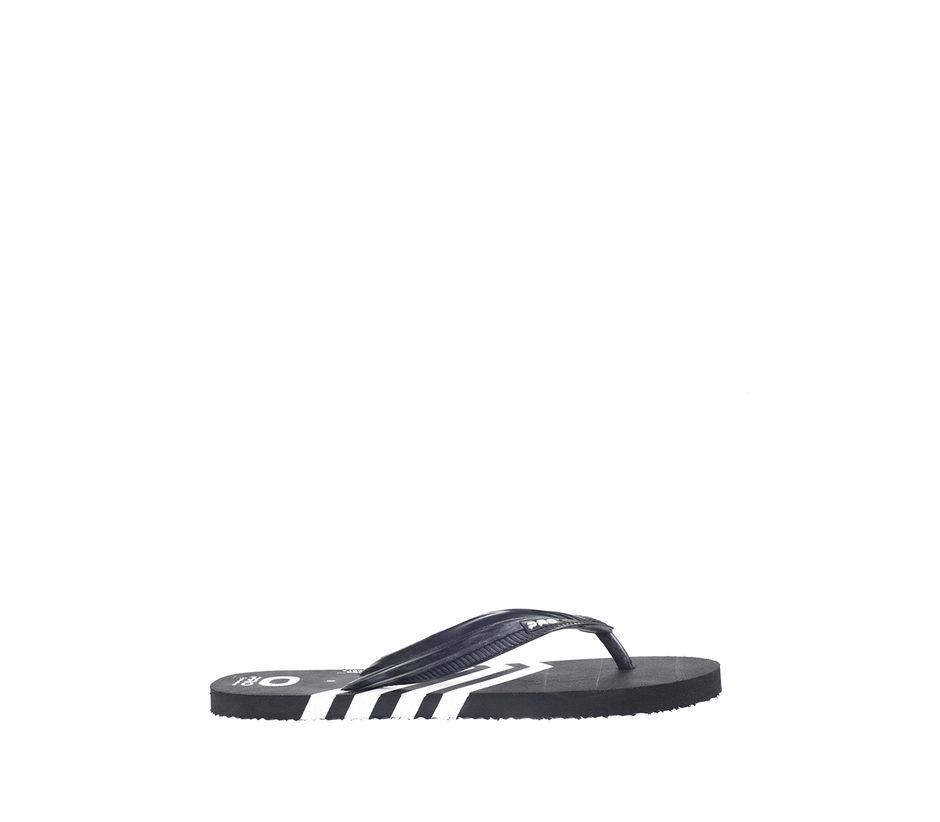 Pro Men Black Casual Indoor Flip-Flop