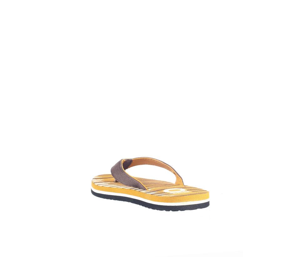 Pro Men Yellow Casual Indoor Flip-Flop