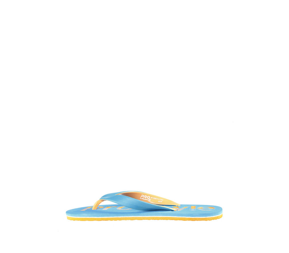 Pro Men Blue Casual Indoor Flip-Flop