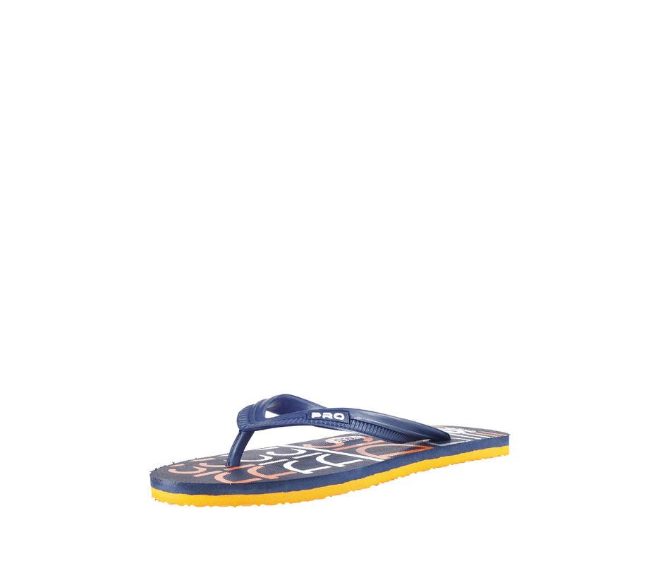 Pro Men Navy Casual Indoor Flip-Flop